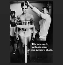 Elvis Presley Underwear US Army PHOTO Physical Exam Soldier Rock 'n Roll Legend