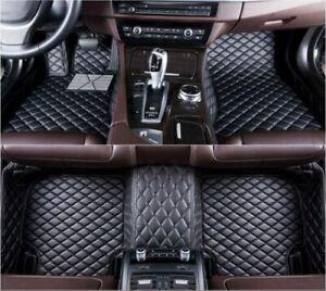 Fit INFINITI G37 G35 G25 Sedan Front Rear Liner Auto Mat Carpets Car Floor Mats