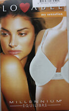 "NUOVO: Flexi & Soft! molla facilmente reggiseno ""Dual Beauty"" 80 B LOVABLE 1.404 PELLE * 062957"