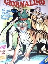 Il Giornalino n°26 1987 I mIsteri della Giungla N.Quint