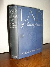 LAD of Sunnybank by Albert Payson Terhune (HC)