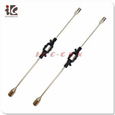 2X BALANCE BAR FLYBAR FOR WLTOYS V912 RC HELICOPTER SPARE PARTS V912-02
