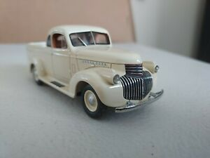 Trax 1:43 Select Series 46 Chevy Ute. No case.