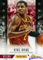 2013/14 Panini Hoops Rising Stars EXCLUSIVE #1 Kyrie Irving MINT Rare Insert