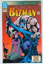 Batman #498 August 1993 VF/NM Knightfall, Azrael as Batman
