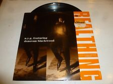 """N.Y.G. feat DONOVAN BLACKWOOD - the real thing - 1995 UK 4-track 12"""" Single"""