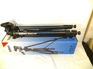 Velbon Tripod Victory 451 Adjustable With Geared Center Column