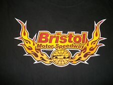 Bristol Motor Speedway 2003 Long Sleeve Black T-Shirt with Graphic