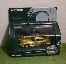 James Bond 007 CORGI 04202 Gold Plated Aston Martin db5 Goldfinger 35th Annivers