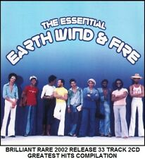Earth Wind & Fire - Best Greatest Hits Collection RARE 2002 Disco Funk Soul 2CD