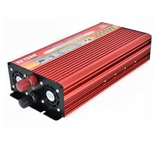 3000W Car Power Inverter Adapter Dual 12V to 110V Outlets Modified Sine Wave