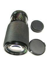Vintage SEARS AUTO MC 80-200mm f/4-22 ZOOM LENS for Pentax K Mount Cameras, Caps