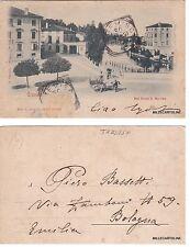 # TREVISO:  DAL PONTE S. MARTINO   1901