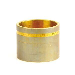 "1-1/4"" REHAU Everloc ASTM F2080 Sleeve - Article ID#: 235507-101"