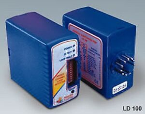 LD100 Single Channel - Loop Detector Gate Automation