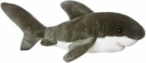 "Aurora World Flopsie Tiburon Plush Stuffed Animal Shark 12"""