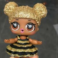 Authentic LOL Überraschung L.O.L Glitter QUEEN BEE Series 1 Doll With bag
