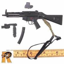 SWAT Pointman Denver - MP5 Submachine Gun Set - 1/6 Scale - DID Action Figures