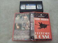 Profondo Rosso (1975) - VHS