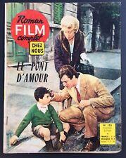► ROMAN FILM COMPLET CHEZ NOUS N°153 - 1964 - LE PONT D'AMOUR