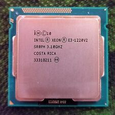 Intel® Xeon® Processor E3-1220 v2 CPU 8M Cache, 3.10 GHz LGA1155