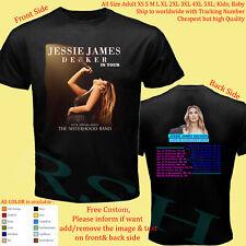JESSIE JAMES DECKER TOUR 2019 concert album T-shirt Adult S-5XL Youth Infant