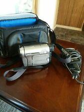 Sony CCD-TRV138 NTSC Hi8 Handycam Camcorder - 20x Optical Zoom - Video Transfer.
