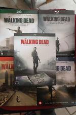 BLU RAY série the walking dead saisons 1 à 5 TBE francais