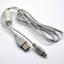 USB Data Cable Cord for Canon PowerShot SD980 IS SD990 IS SD1100 IS SD1200 IS