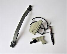 AUTO PISTOL HAND GUN BELT KNIFE set for 30cm 12inch Action Figure Man 1/6 GI JOE