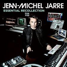 JEAN MICHEL JARRE - ESSENTIAL RECOLLECTION...BEST OF: CD ALBUM (August 21 2015)