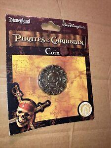 Authentic Original DISNEY Parks Pirates OF THE CARIBBEAN COIN