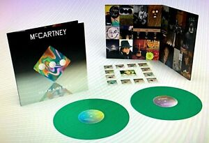 🔥~McCARTNEY III IMAGINED~Exclusive  DARK GREEN 2 LP~ONLY 2000 MADE~Pre Order~🔥