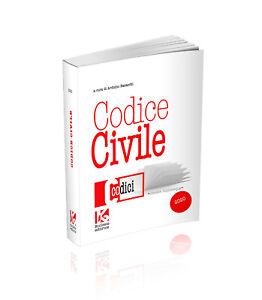 Codice civile 2020 non commentato per esami concorsi - cellofanato sigillato