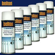 Kwasny Belton special 6 x 400 ml Heizkörper-Lack  Reinweiß