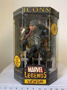 Marvel Legends Icons VENOM ACTION FIGURE