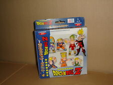 DRAGON BALL Z SUPER GUERERO BY AB TOYS COFFRET # 2 WHEN SIX FIGURES NEW IN BOX