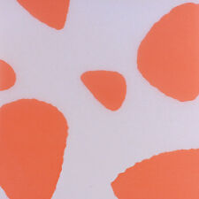 """Printed Tissue Paper - """"Peach Cow"""" Pattern - 240 Sheets"""