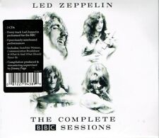 LED ZEPPELIN BBC SESSIONS 3 CD Set New Sealed Fast Shipping
