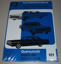 Reparaturanleitung Chrysler Valiant / Lancer / Plymouth 1960 - 1976 Bucheli NEU!