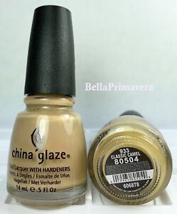 China Glaze Nail Polish VINTAGE VIXEN Collection CHOOSE YOUR FAVORITE
