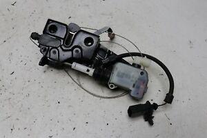 Porsche Cayman S 981 2013 Front Bonnet Latch + Actuator 99151105304 J153