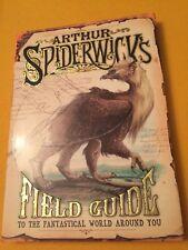 *SIGNED* by Black & DeTerlizzi Arthur Spiderwick's Field Guide