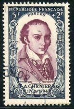 PROMO / STAMP / TIMBRE DE FRANCE OBLITERE N° 867 ANDRE MARIE DE CHENIER