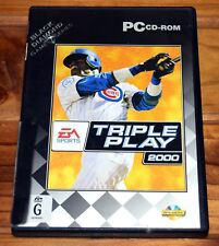 Triple Play 2000 PC Baseball Game