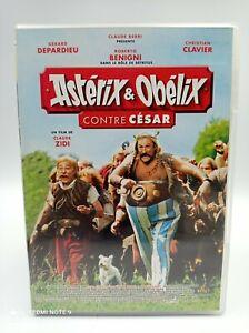 DVD Astérix And Obelix Against Caesar Depardieu Keyboard France
