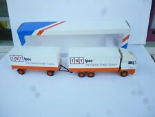 1:50 Lion CAR DAF 3300 SPACE CAP TNT IPEC TRUCK & TRAILER AS NEW IN OVP RARE!!!!