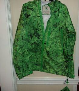 NWT Burton Idiom Continuum 2.5L False Lily Print Medium Snowboard Jacket $500