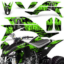 Yamaha YFZ450 2004-2013 Decal Graphic Kit ATV Quad Wrap Deco YFZ 450 REAP GREEN