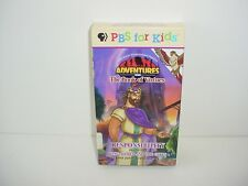 Adventures from The Book of Virtues Responsibility PBS VHS Movie